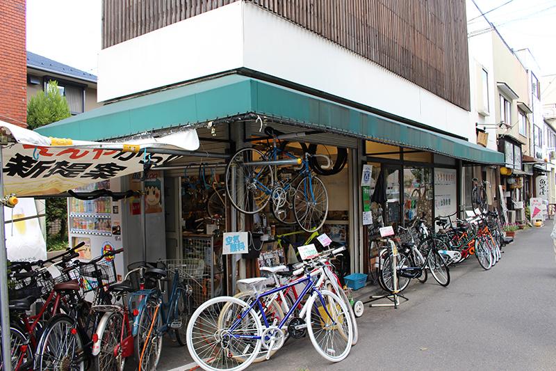 まちの自転車店[リコ]円町店